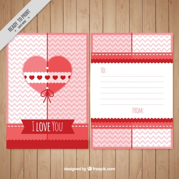 Cute love letter template Stock Images Page Everypixel