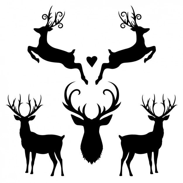 Deer Vectors, Photos and PSD files Free Download