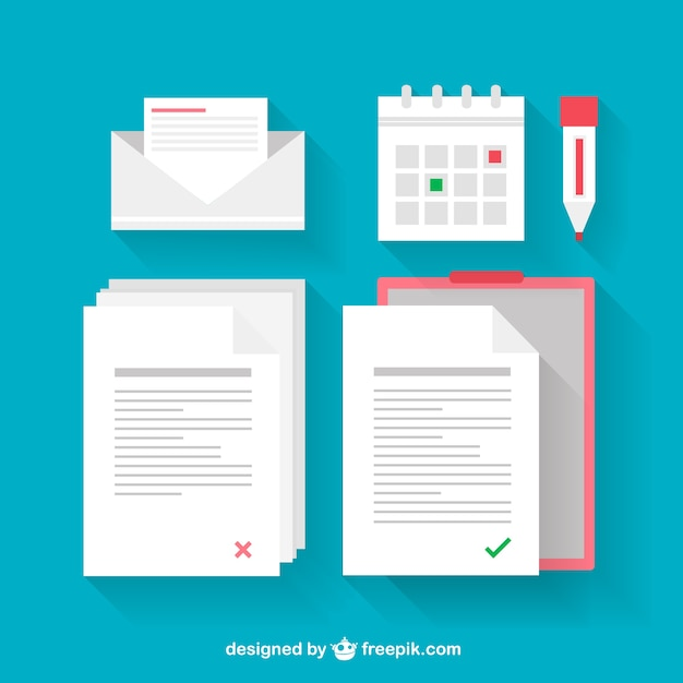 Document Vectors, Photos and PSD files Free Download