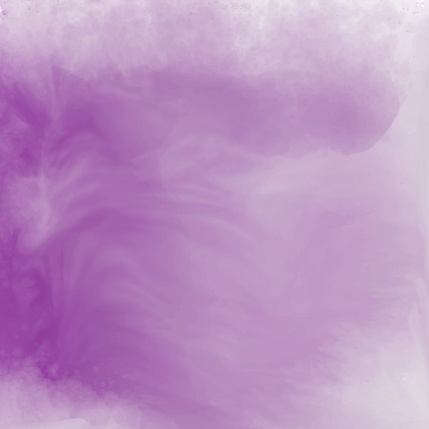 Elegant soft purple watercolor texture background Vector Free Download