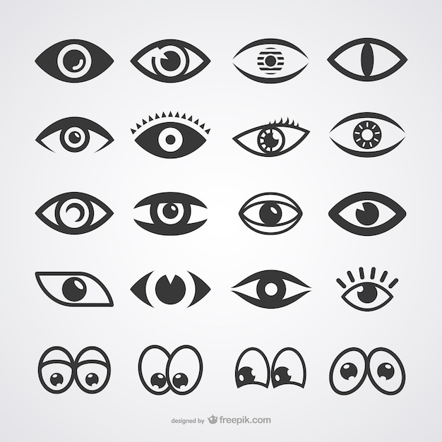Eye Vectors, Photos and PSD files Free Download
