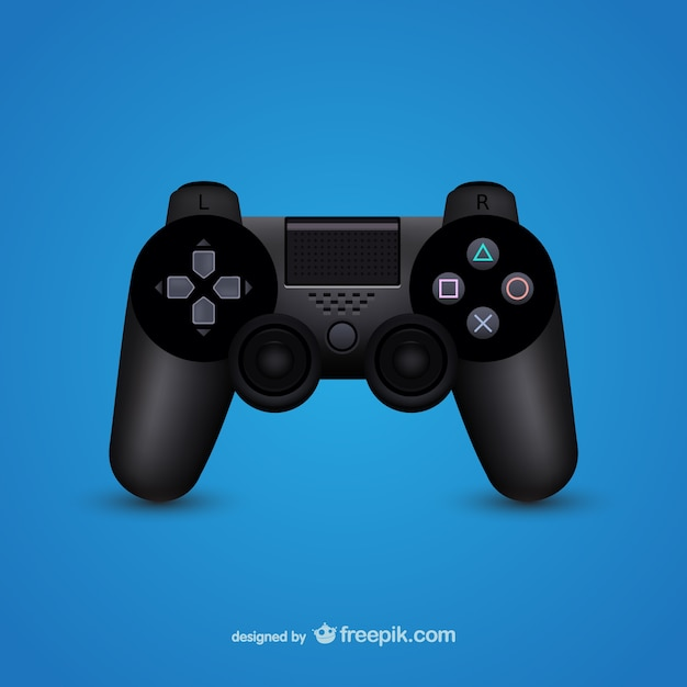 Shutterstock Hd Wallpapers Game Controller Illustration Vector Free Download