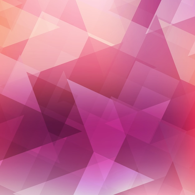 Geometric design background Vector Free Download