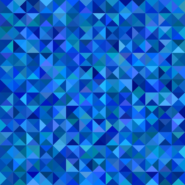 3d Wallpaper Red Blue Geometric Triangle Tiled Mosaic Pattern Background