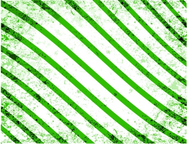 Green stripes grunge vector background Vector Free Download