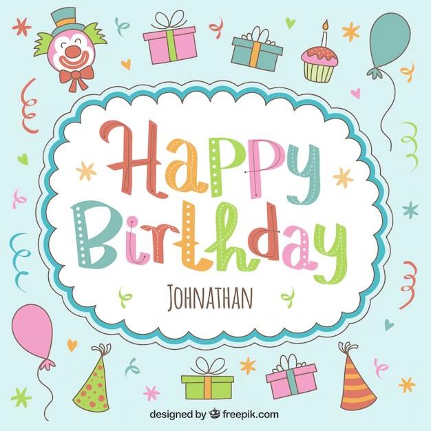 birthday posters free download - Pinarkubkireklamowe