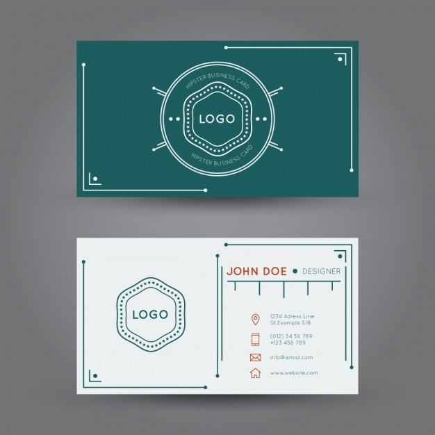 https\/\/imagefreepik\/free-vector\/hipster-business-card - free letterhead samples
