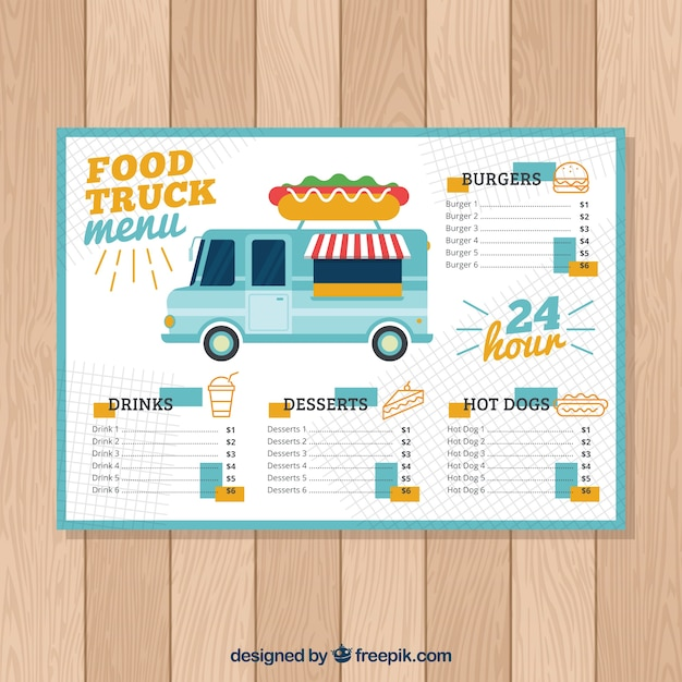 Food  Eating Vectors Free Vector Graphics Everypixel - food truck menu template