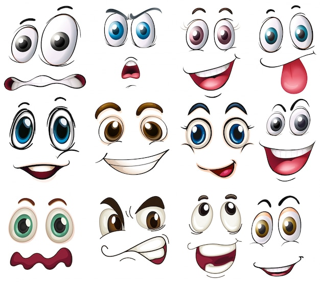 Expression Vectors, Photos and PSD files Free Download
