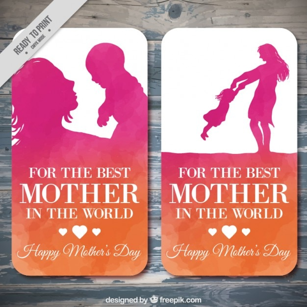 Lovely mother\u0027s day cards Vector Free Download - mother sday cards