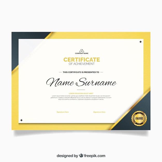 Luxury certificate of appreciation template Vector Free Download - certificate of appreciation