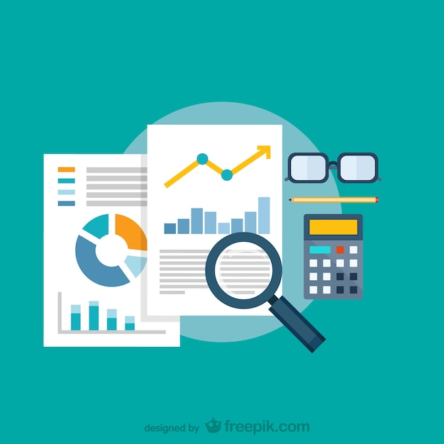 Data Analysis Vectors, Photos and PSD files Free Download