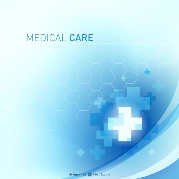 Medical crosses background Vector Free Download