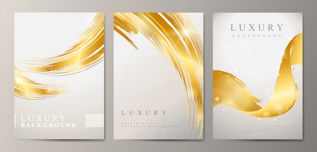 Metallic Animal Print Wallpaper Gold Background Vectors Photos And Psd Files Free Download