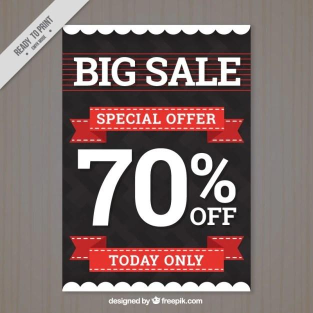 sale flyer template free - Goalgoodwinmetals
