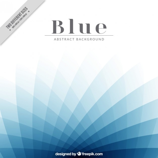Modern blue abstract background Vector Free Download