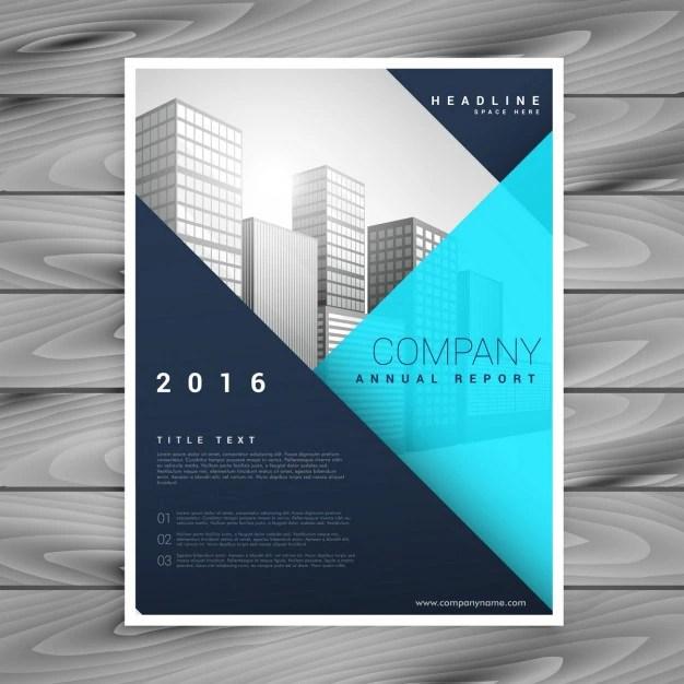 modern brochure - Ozilalmanoof - modern brochure design