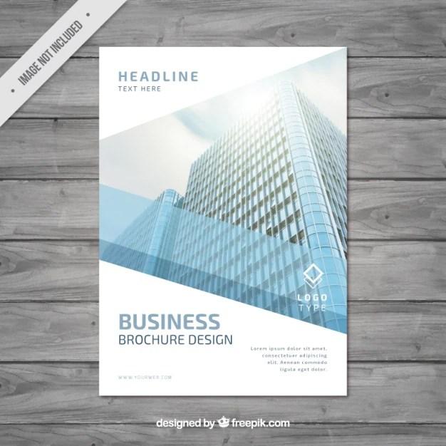 Business Brochure Modern Brochure Design Sharing Us Templates