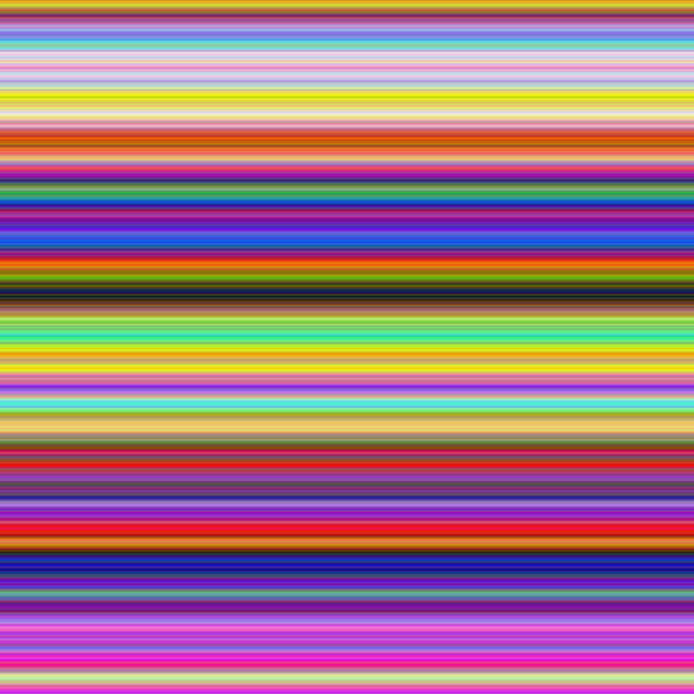 Multicolor horizontal stripes background Vector Free Download