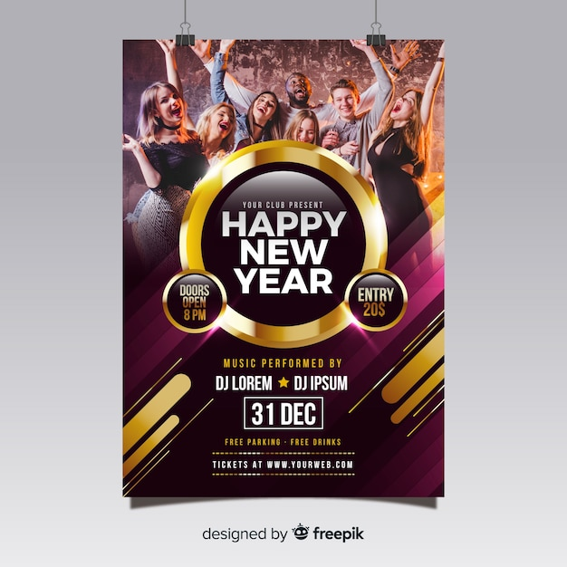 Event Flyer Vectors, Photos and PSD files Free Download