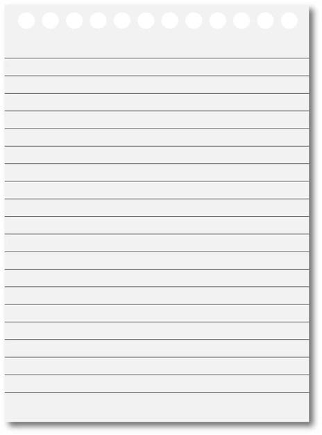 Notebook paper Vector Premium Download - notebook paper download