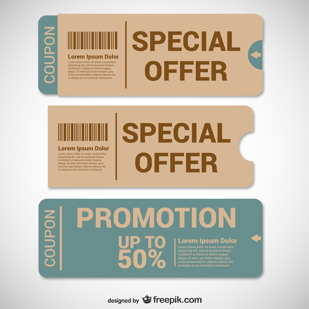 Coupon psd template free  New ford fiesta deals scotland - discount coupons templates
