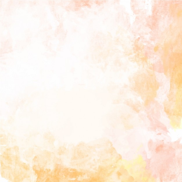 Fall Paintings Wallpaper Orange Watercolor Background Vector Free Download
