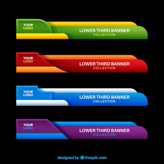 free lower thirds