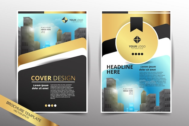 Free Pamphlet Maker pamphlet maker for free - brochure maker cloud - free pamphlet design