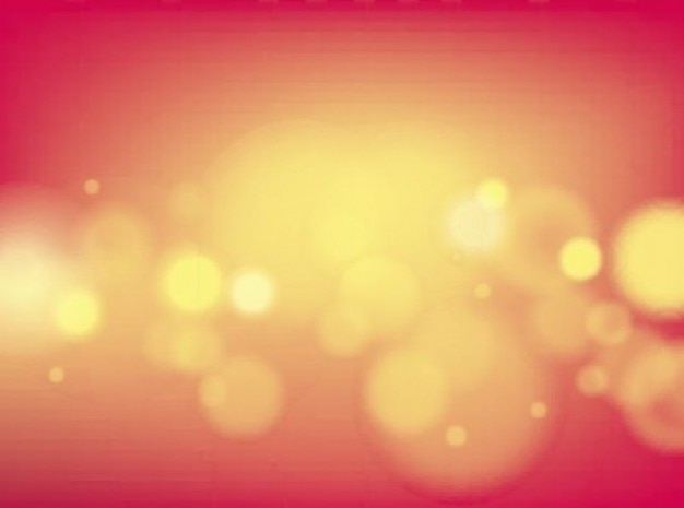 Pink background with yellow lights Vector Free Download