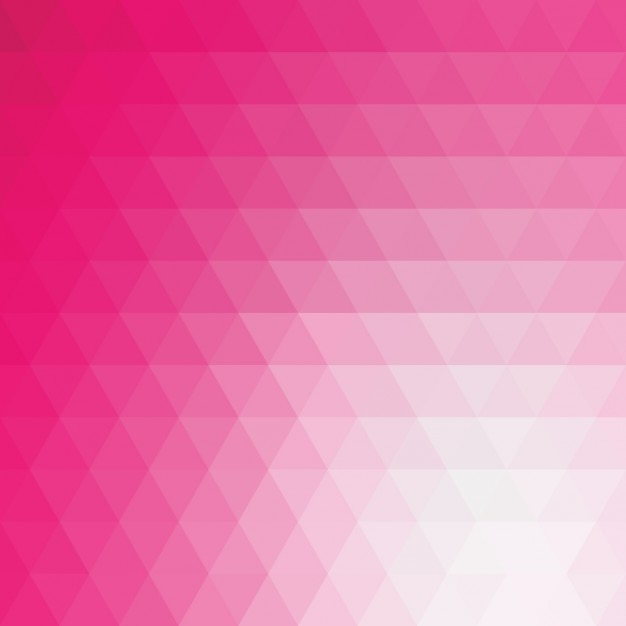 Pink polygonal background design Vector Free Download