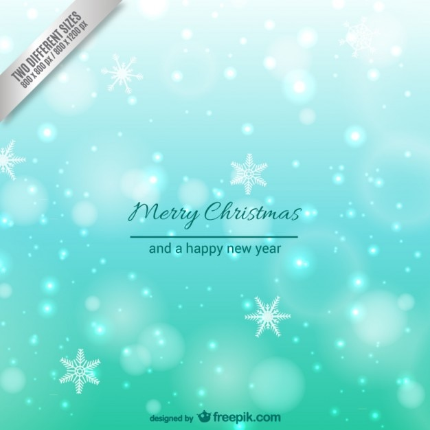 Printable christmas background Vector Free Download