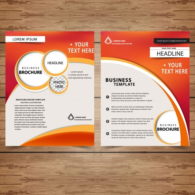 business pamphlet templates free - Militarybralicious - business pamphlet templates free