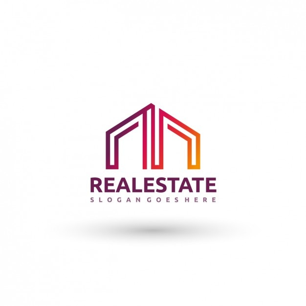 real-estate-logo-template_1061-98jpg (626×626) logo Pinterest - post your resume