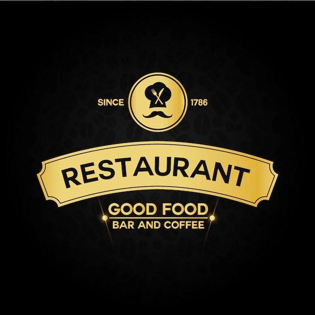 restaurant logo design - Yelommyphonecompany