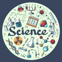 Science background design Vector | Premium Download