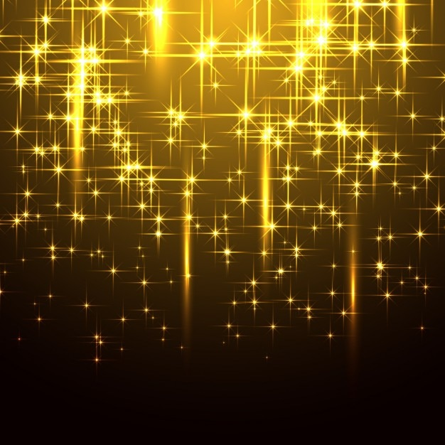 Black Gold Wallpaper Sparkling Yellow Background Vector Free Download