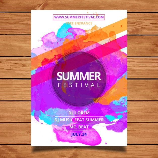 free poster templates - Eczasolinf