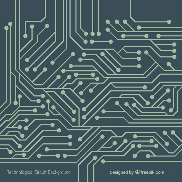 Electronic Circuit Vectors, Photos and PSD files Free Download