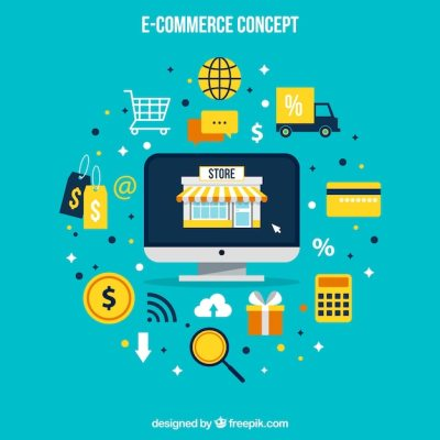 Ecommerce Vectors, Photos and PSD files | Free Download