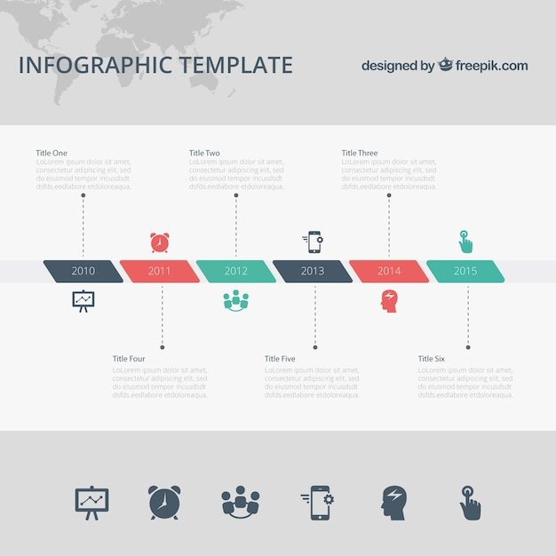 Timeline Vectors, Photos and PSD files Free Download - sample personal timeline