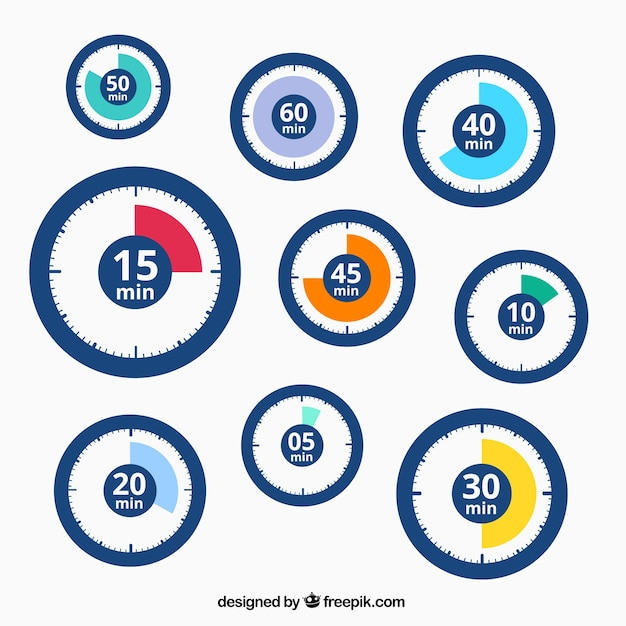 Minute Vectors, Photos and PSD files Free Download