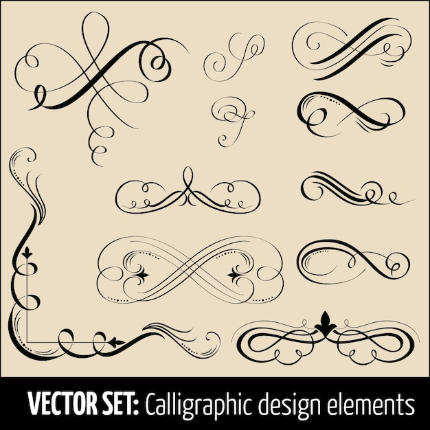 Calligraphy Vectors, Photos and PSD files Free Download - calligraphy designs templates