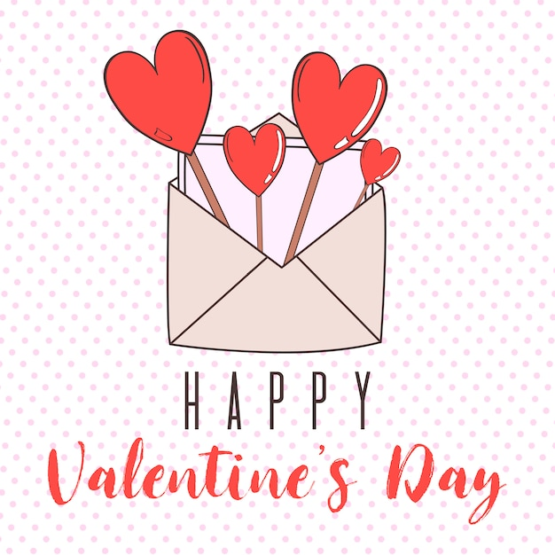 Vector valentine\u0027s day cards templates Vector Premium Download