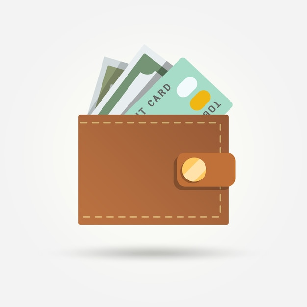 Wallet Vectors, Photos and PSD files Free Download