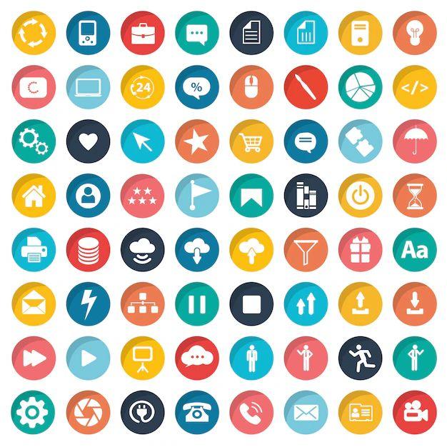 cv icons gratuit