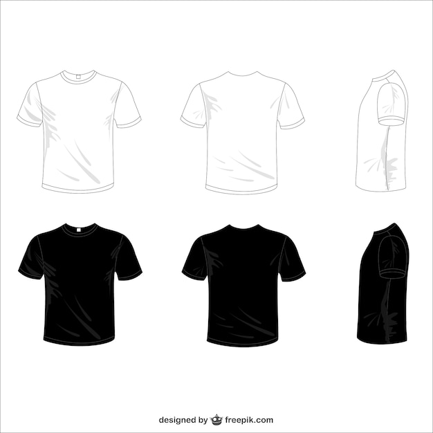 T Shirt Vectors, Photos and PSD files Free Download - t shirt template