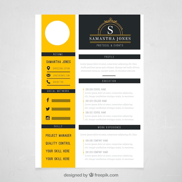 Resume Template Free Download Best Yet Free Resume Templates For - download resume templates word