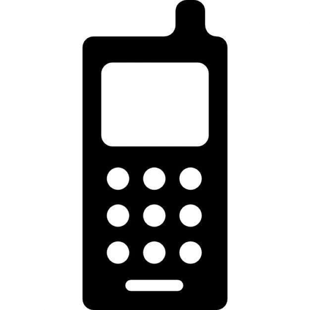 dessin de telephone pour cv