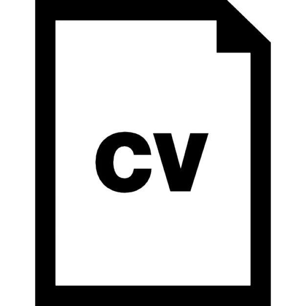 symbole cv openoffice gratuit